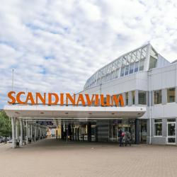 """Scandinavium"" stadionas"