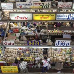 Warorot Pazarı (Kad Luang)