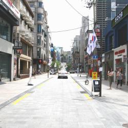 Apgujeong Rodeo Street, Séoul