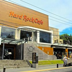 硬石餐廳(Hard Rock Cafe)