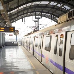 Dumdum Metro Station