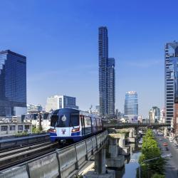 BTS-Surasak traukinių stotis