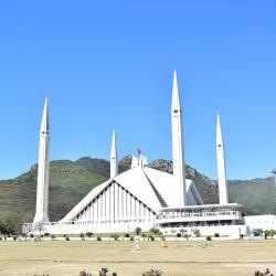 ファイサル・モスク, イスラマバード
