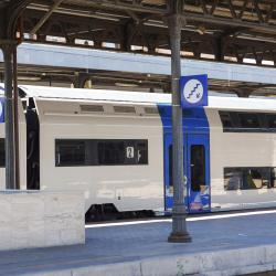 Roma Ostiense Train Station
