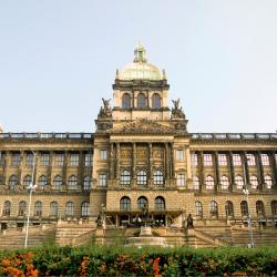 Narodni Museum, Prag