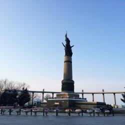 Harbin People Flood Control Success Memorial Tower
