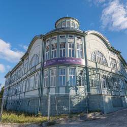 Former E. Rācene's Swimming Centre, Jūrmala