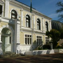 South African Museum And Planetarium