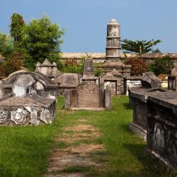 Dutch Cemetery Kochi