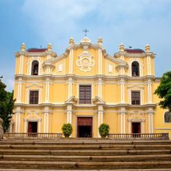 St. Joseph's Seminary and Church, Macau