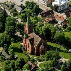 Kuldīgas Sv. Annas baznīca