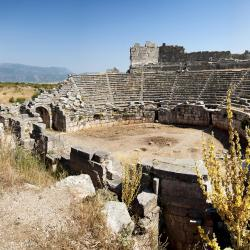 Kas Hellenistic Theatre