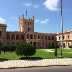 Government Palace in Asunción