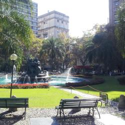 Entrevero's Square, Montevideo