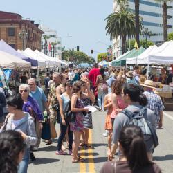 Mercado agrícola de Santa Mónica