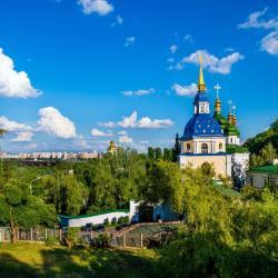 Vydubychi Monastery, Kiev