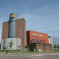The Stella Artois Brewery