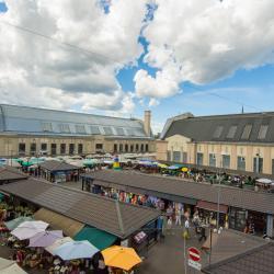 Rigas centralmarknad