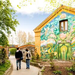 Christiania, Kodaň