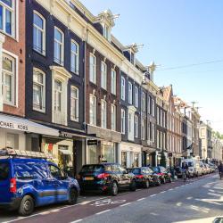 Ulica handlowa P.C. Hooftstraat, Amsterdam