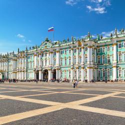 エルミタージュ美術館, サンクトペテルブルク