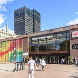 Центральный железнодорожный вокзал Осло