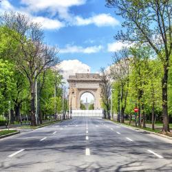 Тріумфальна арка Бухаресту