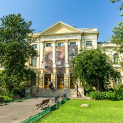 "Национален музей по естествена история ""Григоре Антипа"""