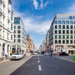 Friedrichstraße-verslunargatan, Berlín