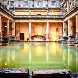 حمام الحمامات الرومانية