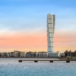 Turning Torso dangoraižis