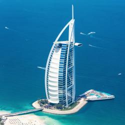 Burj Al Arab-turninn, Dúbaí