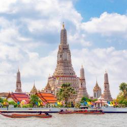 Wat Arun – Daggryets tempel
