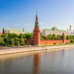 Moskova Kremlini, Moskova
