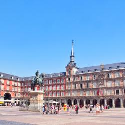 Plaza Mayor Madrid, Madrid