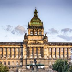 Historical Building of the National Museum of Prague, Praag