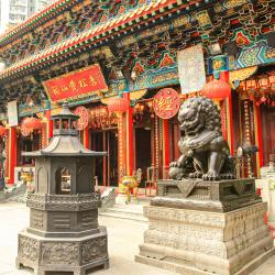 Wong Tai Sin-templet
