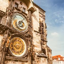 az Orloj csillagászati óra