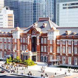 Estación de tren de Tokio