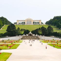 Schönbrunner Gardens
