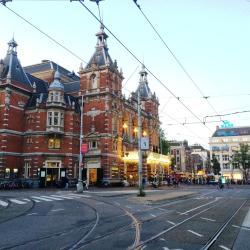 Площадь Лейдсеплейн, Амстердам