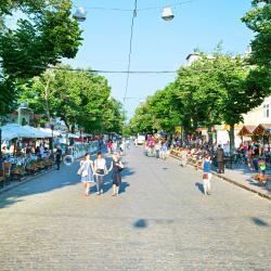 Deribasovskaya Street, Odessa