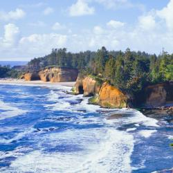 Oregon Coast 15 glamping sites