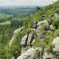 Czech-Saxon Switzerland 4 golf hotels