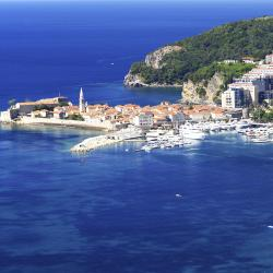 Budva County 19 Boutique Hotels