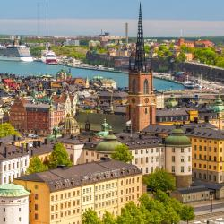 Stockholm county 90 Boutique Hotels