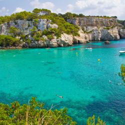 Menorca 1059 beach hotels
