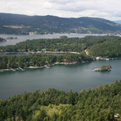 Salt Spring Island 3 spa hotels