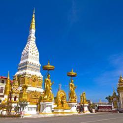 Nakhon Phanom Province 10 three-star hotels