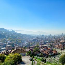 Sarajevo Canton 178 B&Bs